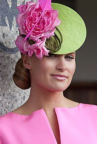 Francesca Cumani....always here for Melbourne cup......one very classy and race track knowledgable lady.