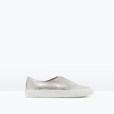 ZARA - COLLECTION AW15 - SHINY SNEAKERS