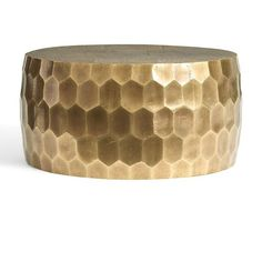 Vince MetalClad Coffee Table Potterybarn Gold Coffee Table Dream - Pottery barn gold coffee table