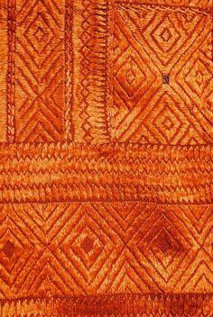 phulkari, wedding cloth, india