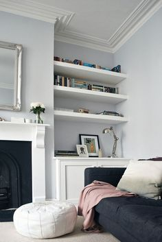 Our lounge makeover - progress to date | These Four Walls blog