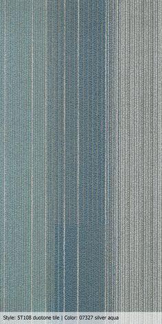 carpet tile 18x36 duotone color silver aqua  http://www.pr-trading.nl/?action=pagina&id=521&title=Home