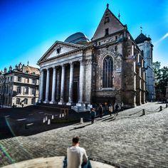 Catedral de Saint-Pierre, Ginebra
