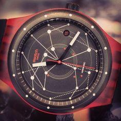 #Swatch SISTEM RED http://swat.ch/SistemRed  ©juz4ray