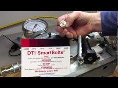 Demonstration of DTI SmartBolts - YouTube