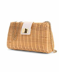 Thumbnail Image of 360 View Images of Rattan Straw Bag
