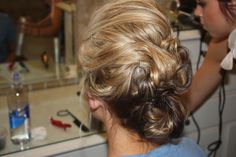 BRIDESMAID UPDO BY: CARACHELE TYVAN