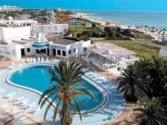 Les Colombes Hotel Hammamet, Tunisia