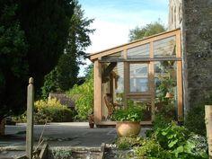 Easily adding an oak framed sunroom