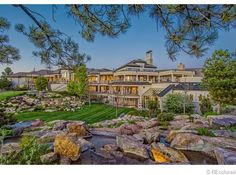10687 Evans Ridge Road Parker, CO 80134 - Paradise found! There is nothing like it & no tablet or smart phone can download the reality of this haven from the world; You have to be here.