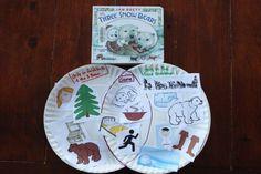 The Three Snow Bears: Venn Diagram Activity