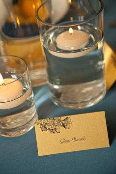 orchid place cards for autumn table: http://invitationsbyajalon.com/gallery/orchid.html
