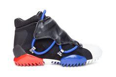 Y-3 Black Savage Sneaker