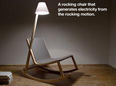 Un Rocking-Chair pas comme les autres …