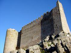 Castillo de Puebla de Alcocer. Viajar por Extremadura