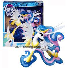 Hasbro Year 2015 My Little Pony Friendship Magic Guardian of Harmony Fan Series 7 Inch Tall Figure - PRINCESS CELESTIA