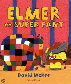 Het verhaal gaat over Elmer, de kleurtjesolifant. Tijdens zijn ochtendwandeling ontdekt hij een kleine olifant met een bijzondere pak aan. Het is Super Fant. Zijn pak is gescheurd en hij is bang dat iedereen hem uit zal lachen. Elmer neemt hem mee naar tante Zelda, maar hij moet er wel voor zorgen dat niemand Super Fant ziet. Gelukkig heeft hij een plan!