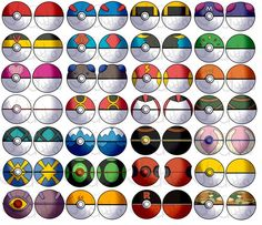 These are our Pokeball keychains, They're double sided. Pokeballs and Pokemon are owned by Nintendo. Art is owned by and ~DrkPockeet Pokeball keychains Pokemon Craft, Pokemon Party, Pokemon Birthday, Diy Projects, Fandoms, Cosplay, Deviantart, Crafty, Studio