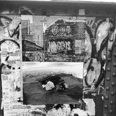 Posters @ Milan Porta Genova NO GODS Project #01