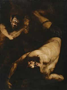 Jusepe de Ribera        Ixion (1632)        Museo del Prado, Madrid