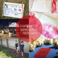 21 Super Fun and Free Summer Activities for the Family-