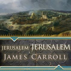 Jerusalem, Jerusalem, a #History by James Carroll, is part of a BIG #SALE thru 11/17.  Click the cover to sample the audio... http://amblingbooks.com/books/view/jerusalem_jerusalem