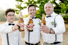 Wedding Photo Ideas and Poses - Groomsmen (6)