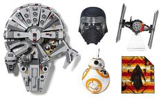 Holiday Gift Guide: For the 'Star Wars' Obsessive