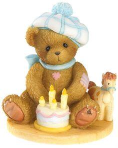Cherished Teddies Birthday Through the Years Age 4