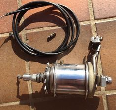Vintage Sturmey Archer 3 Speed 28H Rear Brake Hub 1967 Raleigh Bike England in Sporting Goods, Cycling, Bike Components & Parts | eBay