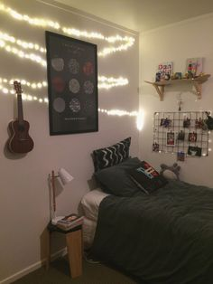 If you're looking for teen bedroom suggestions, consider what your teen loves an. - Bedroom If you're looking for teen bedroom suggestions, consider what your teen loves an. Emo Bedroom, Grunge Bedroom, Stylish Bedroom, Room Ideas Bedroom, Girls Bedroom, Cozy Bedroom, Bedroom Designs, Teen Music Bedroom, Bedroom Decor Teen