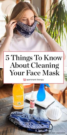 5 Things You Need to Know About Cleaning Your Face Mask, According to a PPE Expert Health Clear Skin Health Remedies Health Tips Health For women Health Natural Health Tips Health And Wellness, Health Tips, Health Recipes, Things To Know, 5 Things, Keep An Eye On, Clean Freak, Health Articles, News Articles