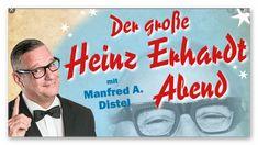 Großer Heinz Erhardt Abend in Amstetten Movies, Movie Posters, Films, Film Poster, Cinema, Movie, Film, Movie Quotes, Movie Theater
