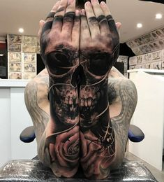 Awesome Skull Work