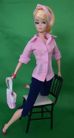 Silkstone Barbie Fashion - Play Date - Sold on Etsy