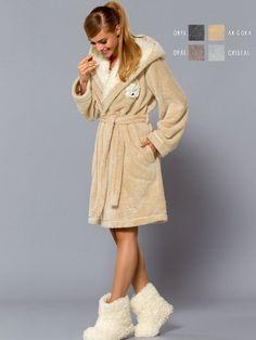 peignoir femme doux confort capuche fourrée divers coloris qualité S M L XL