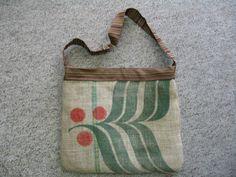 Items similar to Burlap Tote/Market Bag Sack--Free Domestic Shipping on Etsy Coffee Bean Sacks, Coffee Beans, Burlap Purse, Burlap Sacks, Hessian, Sack Bag, Burlap Crafts, Jute Bags, Coffee Gifts