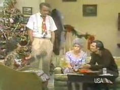 Carol Burnett Show- Merry Christmas - with Eunice...Mama's Family was a spin off tv show from this sketch