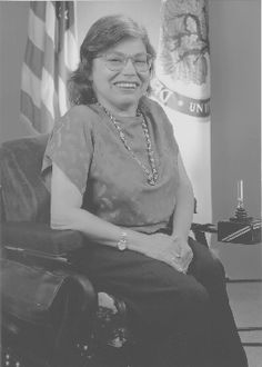 Judith E. Heumann is an enormously influencial woman who pioneered for equality for people with disibilities.