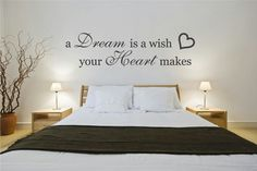 Quote for bedroom