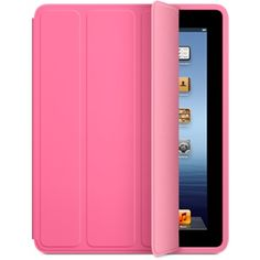 iPad Smart Case - Polyuréthane - Rose