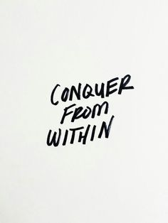 Conquer