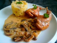 Chicken Wings, Cooking Recipes, Meat, Chef Recipes, Recipies, Buffalo Wings, Recipes
