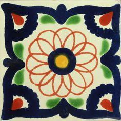 Traditional Mexican Tile - Brasilia - Mexican Tile Designs