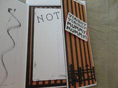 Inside mummy card