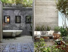 Outdoor Spaces - Quinn Cooper Style