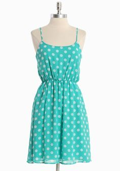 My Love Polka Dot Dress
