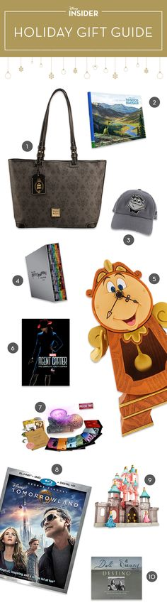 Disney Insider Holiday Gift Guide - Part 1 - Frog Types Disney Fanatic, Disney Nerd, Disney Tips, Disney Magic, Disney Parks, Holiday Gift Guide, Holiday Gifts, Disney Insider, Blu Ray Collection