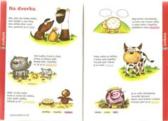 49 Farm Animals, Crafts For Kids, Preschool, Activities, Education, Books, Picasa, Crafts For Children, Libros