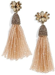 Baublebar earrings!